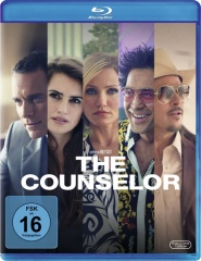 The Counselor Blu-Ray Cover - The Counselor - Il procuratore