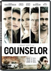 The Counselor DVD Cover - The Counselor - Il procuratore