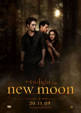 Locandina italiana The Twilight Saga: New Moon