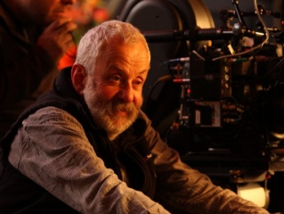 Another Year - Il regista Mike Leigh sul set - Another Year