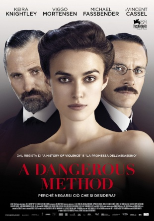 Locandina italiana A Dangerous Method