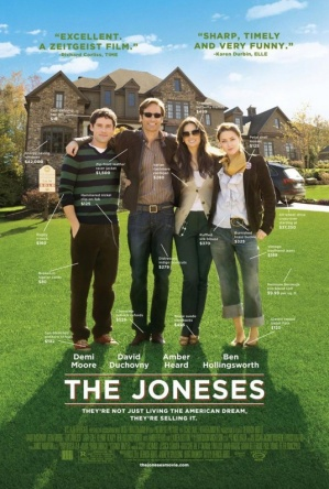 Locandina italiana The Joneses