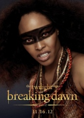 The Twilight Saga: Breaking Dawn-Parte 2 - Character Poster di 'Senna' (Tracey Heggins) - The Twilight Saga: Breaking Dawn - Parte 2