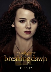 The Twilight Saga: Breaking Dawn-Parte 2 - Character Poster di 'Maggie' (Marlane Barnes) - The Twilight Saga: Breaking Dawn - Parte 2
