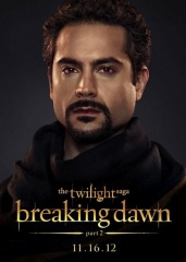 The Twilight Saga: Breaking Dawn-Parte 2 - Character Poster di 'Amun' (Omar Metwally) - The Twilight Saga: Breaking Dawn - Parte 2
