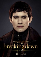 The Twilight Saga: Breaking Dawn-Parte 2 - Character Poster di 'Eleazar' (Christian Camargo) - The Twilight Saga: Breaking Dawn - Parte 2