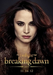 The Twilight Saga: Breaking Dawn-Parte 2 - Character Poster di 'Carmen' (Mia Maestro) - The Twilight Saga: Breaking Dawn - Parte 2