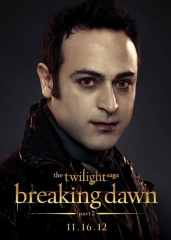 The Twilight Saga: Breaking Dawn-Parte 2 - Character Poster di 'Stefan' (Guri Weinberg) - The Twilight Saga: Breaking Dawn - Parte 2