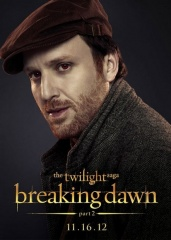 The Twilight Saga: Breaking Dawn-Parte 2 - Character Poster di 'Liam' (Patrick Brennan) - The Twilight Saga: Breaking Dawn - Parte 2