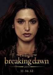 The Twilight Saga: Breaking Dawn-Parte 2 - Character Poster di 'Kebi' (Andrea Gabriel) - The Twilight Saga: Breaking Dawn - Parte 2