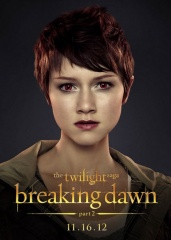 The Twilight Saga: Breaking Dawn-Parte 2 - Character Poster di 'Charlotte' (Valorie Curry) - The Twilight Saga: Breaking Dawn - Parte 2