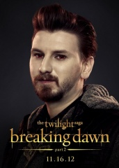 The Twilight Saga: Breaking Dawn-Parte 2 - Character Poster di 'Randall' (Bill Tangradi) - The Twilight Saga: Breaking Dawn - Parte 2