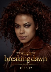 The Twilight Saga: Breaking Dawn-Parte 2 - Character Poster di 'Mary' (Toni Trucks) - The Twilight Saga: Breaking Dawn - Parte 2