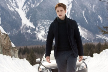 The Twilight Saga: Breaking Dawn-Parte 2 - Robert Pattinson 'Edward Cullen' in una foto di scena - The Twilight Saga: Breaking Dawn - Parte 2