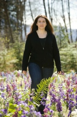 The Twilight Saga: Breaking Dawn-Parte 2 - La scrittrice Stephenie Meyer in una foto promozionale - The Twilight Saga: Breaking Dawn - Parte 2