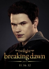 The Twilight Saga: Breaking Dawn-Parte 2 - Character Poster di 'Emmett Cullen' (Kellan Lutz) - The Twilight Saga: Breaking Dawn - Parte 2