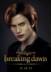 The Twilight Saga: Breaking Dawn-Parte 2 - Character Poster di 'Jasper Hale' (Jackson Rathbone) - The Twilight Saga: Breaking Dawn - Parte 2
