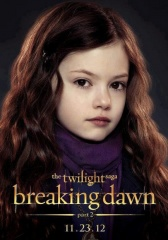 The Twilight Saga: Breaking Dawn-Parte 2 - Character Poster di 'Renesmee' (Mackenzie Foy) - The Twilight Saga: Breaking Dawn - Parte 2