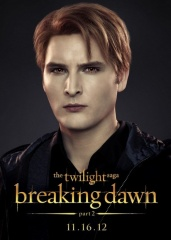 The Twilight Saga: Breaking Dawn-Parte 2 - Character Poster di 'Dr. Carlisle Cullen' (Peter Facinelli) - The Twilight Saga: Breaking Dawn - Parte 2