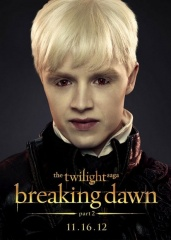 The Twilight Saga: Breaking Dawn-Parte 2 - Character Poster di 'Vladimir' (Noel Fisher) - The Twilight Saga: Breaking Dawn - Parte 2