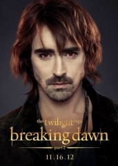 The Twilight Saga: Breaking Dawn-Parte 2 - Character Poster di 'Garrett' (Lee Pace) - The Twilight Saga: Breaking Dawn - Parte 2