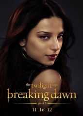 The Twilight Saga: Breaking Dawn-Parte 2 - Character Poster di 'Tia' (Angela Sarafyan) - The Twilight Saga: Breaking Dawn - Parte 2