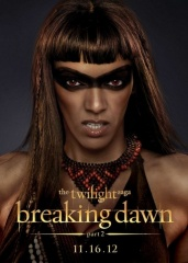 The Twilight Saga: Breaking Dawn-Parte 2 - Character Poster di 'Zafrina' (Judith Shekoni) - The Twilight Saga: Breaking Dawn - Parte 2