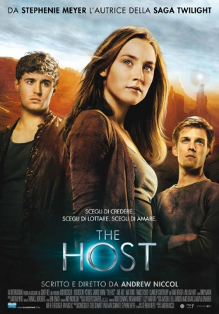 Locandina italiana The Host