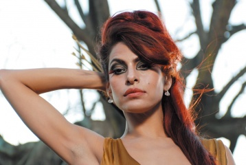Holy Motors - Eva Mendes 'Kay M.' in una foto di scena - Holy Motors