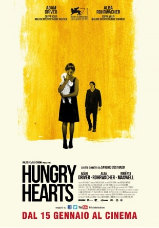 Locandina italiana Hungry Hearts