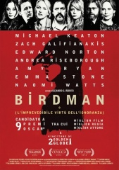 Birdman o (L'imprevedibile virtù dell'ignoranza)
