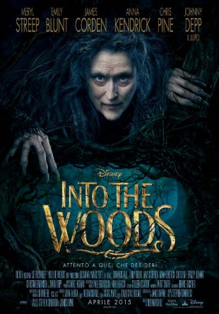 Locandina italiana Into the Woods