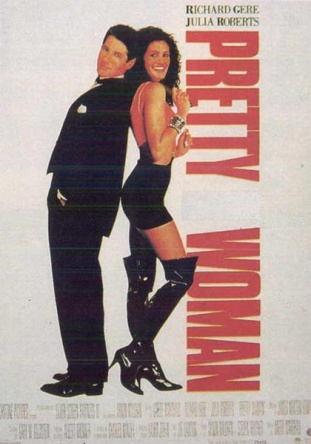 Locandina italiana Pretty Woman