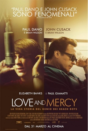 Locandina italiana Love and Mercy
