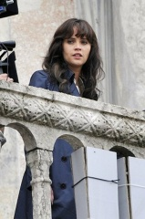 Inferno - Felicity Jones 'Dr. Sienna Brooks' sul set - Inferno