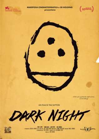 Locandina italiana Dark Night