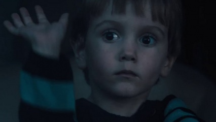 Pet Sematary - Hugo Lavoie 'Gage Creed' in una foto di scena - Pet Sematary