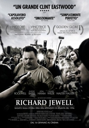 Locandina italiana Richard Jewell