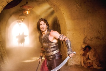 PRINCE OF PERSIA: THE SANDS OF TIME - Foto: Andrew Cooper, SMPSP