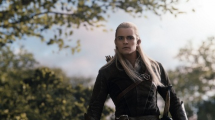 Lo Hobbit: La desolazione di Smaug - Orlando Bloom 'Legolas' in una foto di scena - Photo Credit: Courtesy of Warner Bros. Pictures.