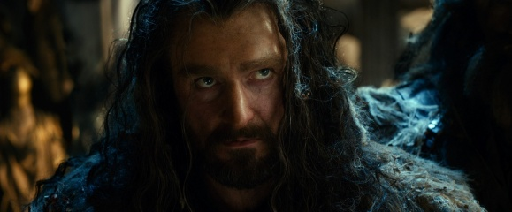 Lo Hobbit: La desolazione di Smaug - Richard Armitage 'Thorin Oakenshield' in una foto di scena - Photo Credit: Courtesy of Warner Bros. Pictures.