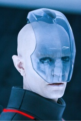 TRON : LEGACY - James Frain 'Jarvis' - Ph: Douglas Curran.