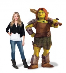 Shrek Forever After - CAMERON DIAZ è la voce originale della Principessa Fiona.
