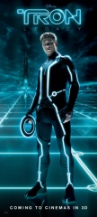 TRON : LEGACY - Garrett Hedlund 'Sam Flynn'.