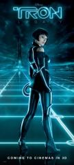 TRON : LEGACY - Olivia Wilde 'Quorra'.