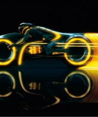 TRON : LEGACY © Disney Enterprises, Inc. All Rights Reserved. - Tornare