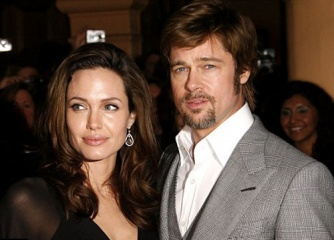 Megamind - Angelina Jolie e Brad Pitt (voce di 'Metro Man').