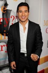 Morning Glory - L'attore Mario Lopez - World Premiere al Ziegfield Theatre di New York, USA, 7 Novembre 2010.
