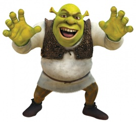 Shrek Forever After - SHREK.