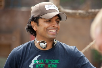 The Last Airbender - Il regista M. Night Shyamalan sul set - Photo Credit: Zade Rosenthal.